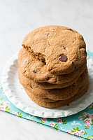Knapperige-Chocolate-Chip-Cookies van EetPaleo
