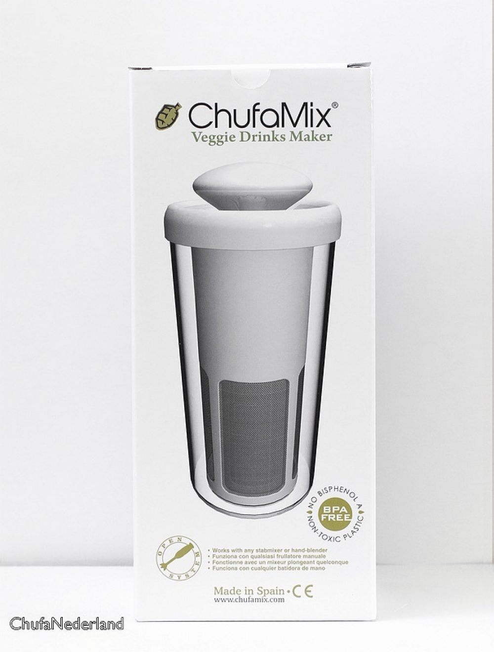 ChufaMix / Vegan Milker / Veggie Drinks Maker